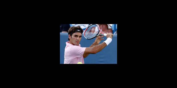 Cincinnati: Federer arrive tout frais en finale face à Fish