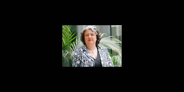 Sandra De Preter prend les commandes de la VRT - La Libre