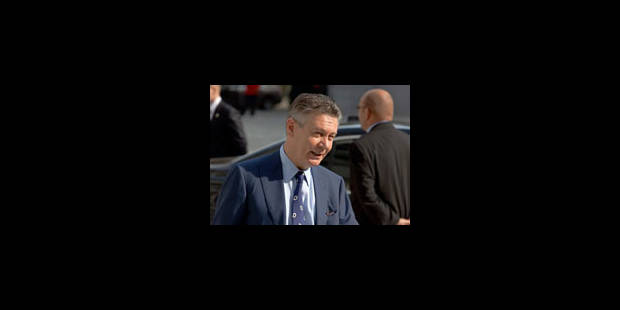 Dialogue israélo-palestinien: De Gucht sceptique
