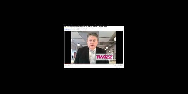 Le confessionnal de  Twizz Radio: Marc Tarabella - La Libre
