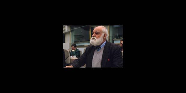 Décès de l'ancien sénateur Jef Ulburghs - La Libre