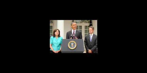 Le parti de Barack Obama en mauvaise posture à deux mois des élections - La Libre