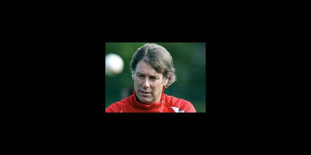 Danny Ost quitte son poste d'entraîneur de l'AS Eupen