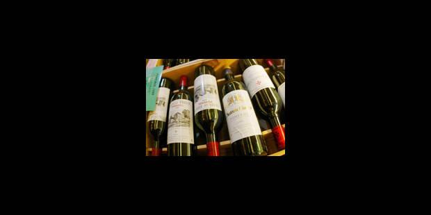 Foires aux vins en rayon - La Libre