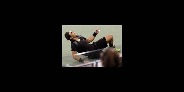 Le carré magique pour Rafael Nadal - La Libre