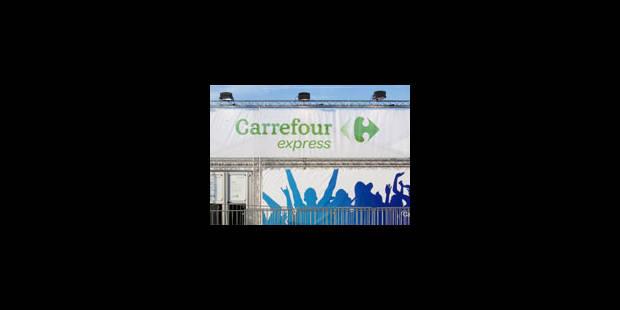 Carrefour Express passe le cap des 200 points de vente - La Libre