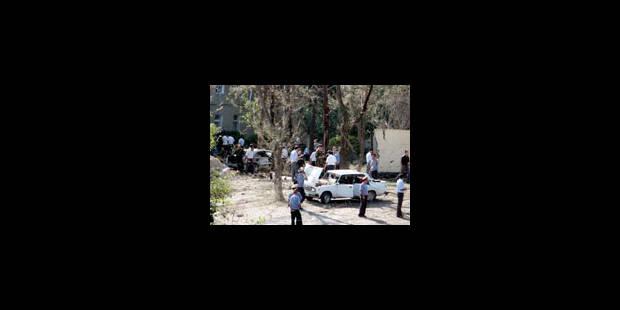 Attentat au Tadjikistan: vaste opération militaire - La Libre