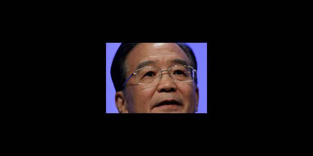 Immaturité chinoise - La Libre