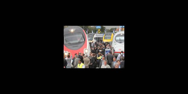 Alstom : l'Asie doit ouvrir son marché - La Libre