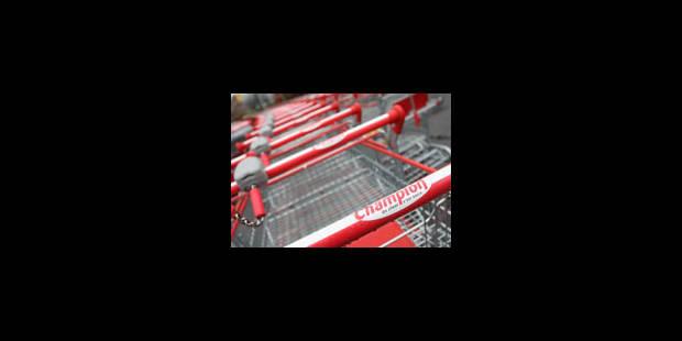 La reprise des 16 magasins Carrefour dope Mestdagh - La Libre