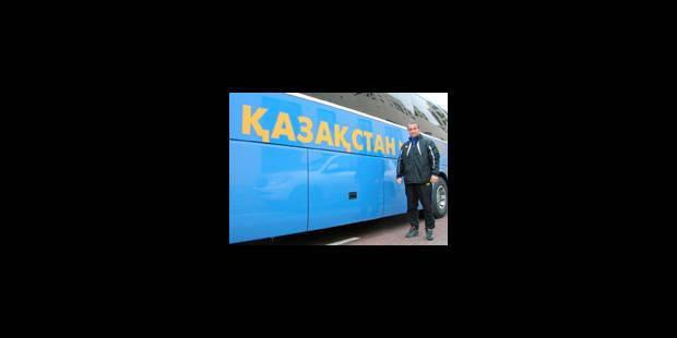 Kazakhstan-Belgique: une pression partagée - La Libre