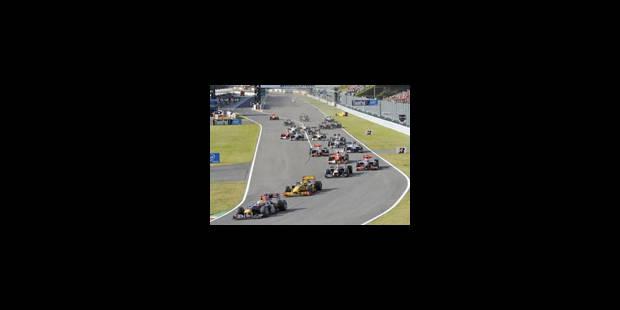 Feu vert de la FIA au 1er Grand Prix de F1 en Corée du Sud - La Libre