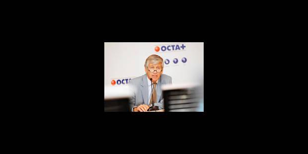 Octa + vient titiller Electrabel - La Libre