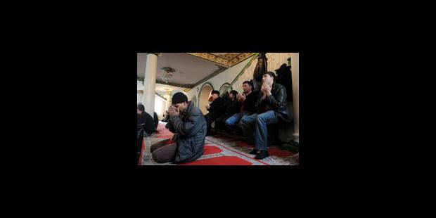 623.000 musulmans en Belgique
