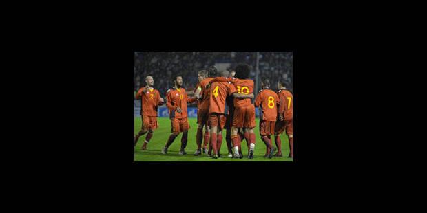 Russie-Belgique: Les Diables gagnent 0-2