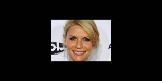 Claire Danes renoue avec la télé - La Libre