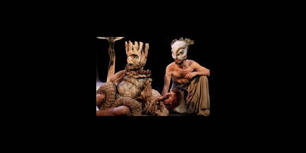 Prospero, maître des marionnettes - La Libre