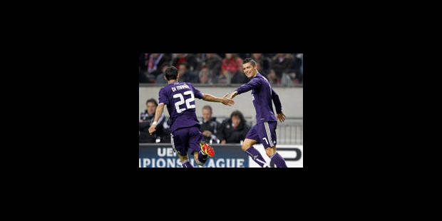 Ajax 0-4 Real : leçon d'efficacité et... de cartes rouges