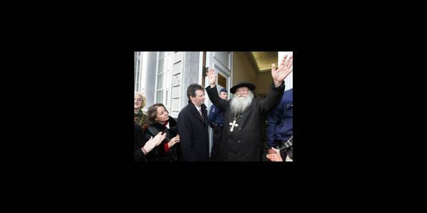 Le père Samuel s'oppose à la RTBF - La Libre