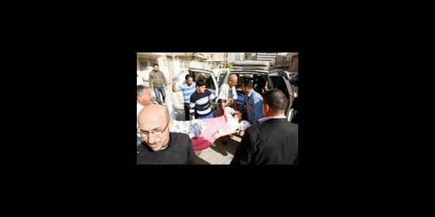 Quatorze morts dans des attentats à Bagdad - La Libre