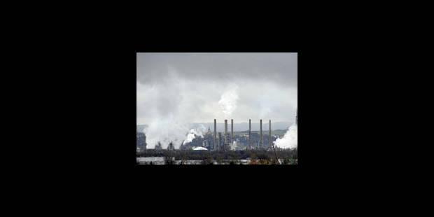 Emission: la Chine dit avoir rempli son objectif - La Libre
