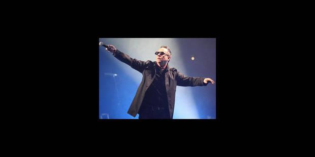 Bryan Adams, Shakira et Simple Minds au 10e Festival TW Classic - La Libre