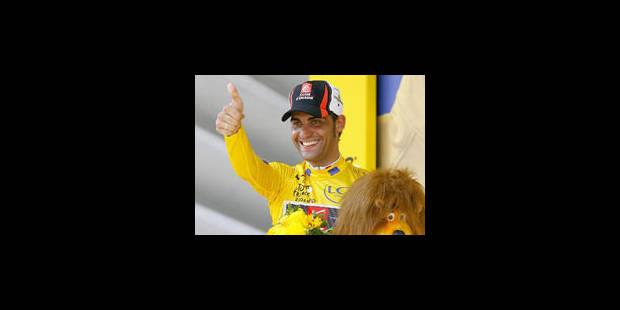 Vainqueur du Tour de France 2006, Oscar Pereiro est devenu joueur de football - La Libre