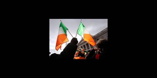 Moody's dégrade la note de l'Irlande de cinq crans - La Libre