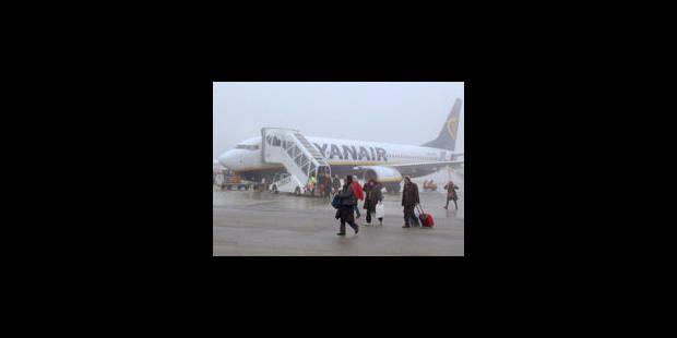 Ryanair ouvre deux nouvelles lignes à Charleroi - La Libre