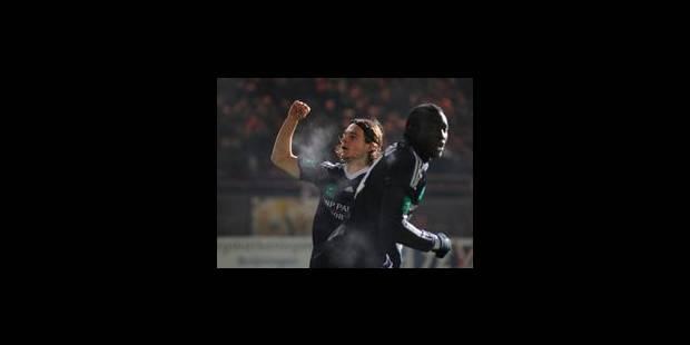 Anderlecht s'impose 0-2 à Courtrai