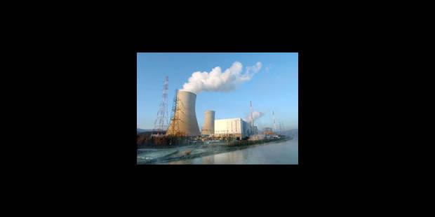 La taxe nucléaire versée in extremis - La Libre