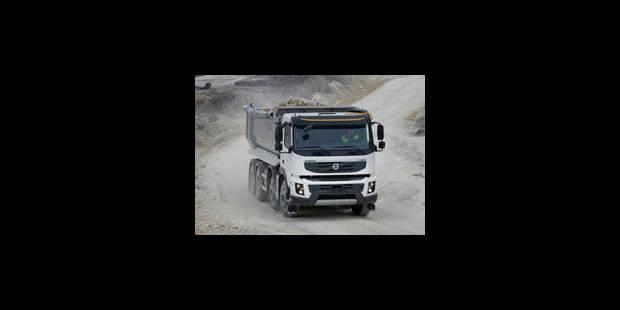"""Le """"camion belge"""" se faufile entre les crises - La Libre"""