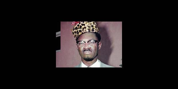 Il y a 50 ans, Patrice Lumumba était assassiné - La Libre
