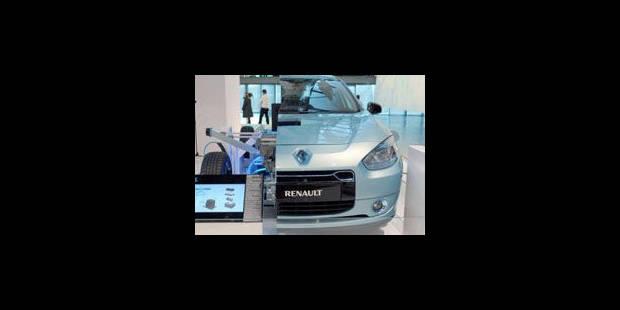 """Renault dépose plainte pour """"espionnage industriel"""""""