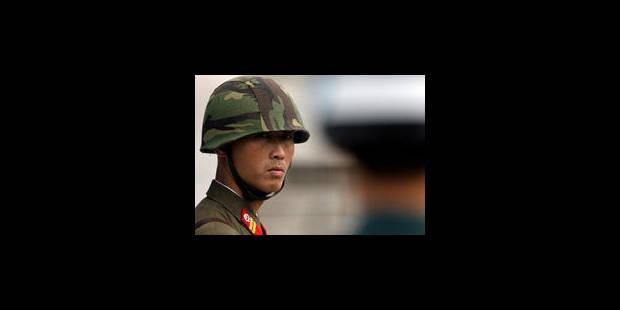 """Pyongyang propose à Séoul des négociations militaires à """"un haut niveau"""" - La Libre"""
