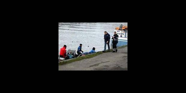 Engis: recherches suspendues jusque mercredi en Meuse - La Libre