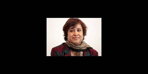 Taslima Nasreen redoute un désastreux effet domino