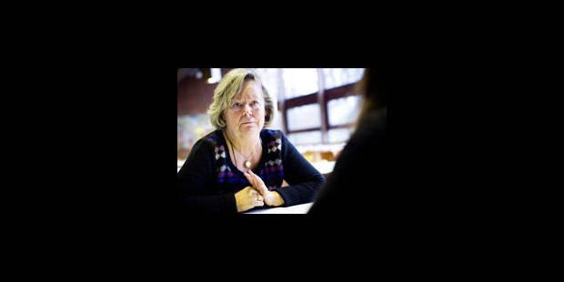 Anne-Marie Lizin assigne un journaliste de la RTBF - La Libre