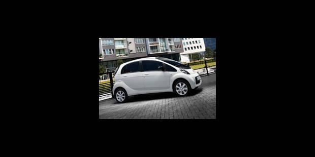 Leasing : la voiture électrique arrive - La Libre