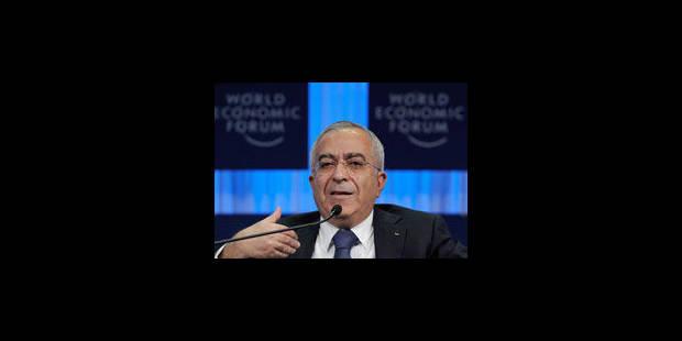 Démission du gouvernement palestinien - La Libre