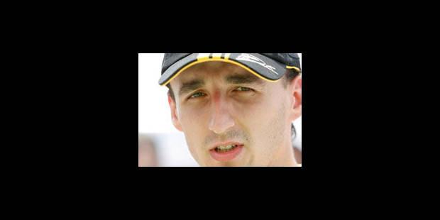 """Kubica opéré une troisième fois """"avec succès"""" - La Libre"""