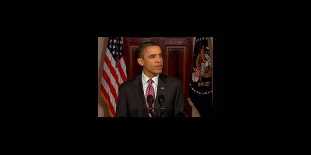 Obama prévoit 1.100 milliards d'économies sur 10 ans