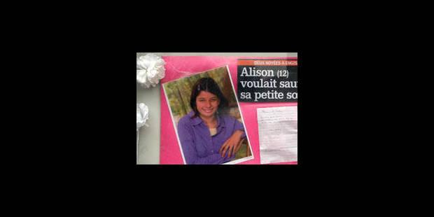 Disparition d'Alison Decloux: interruption des recherches en Meuse - La Libre