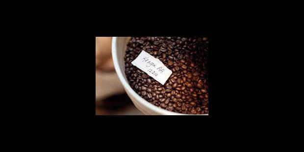 Un peu fort... de café - La Libre