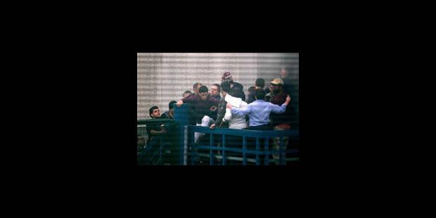 Centre 127bis: la zone de police va évaluer les dégâts - La Libre