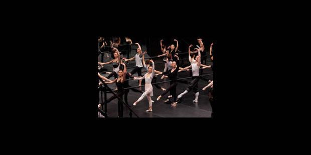 Danser contre soi -même - La Libre