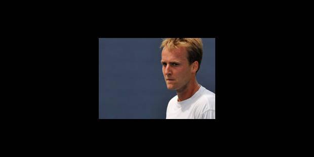 Christophe Rochus : «Mon frère devait jouer contre Nadal !» - La Libre