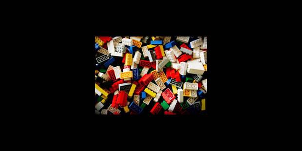 Meilleure année pour Lego en Belgique en 2010 - La Libre