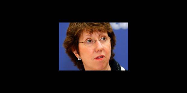 L'UE renonce dans l'immédiat à un représentant spécial - La Libre