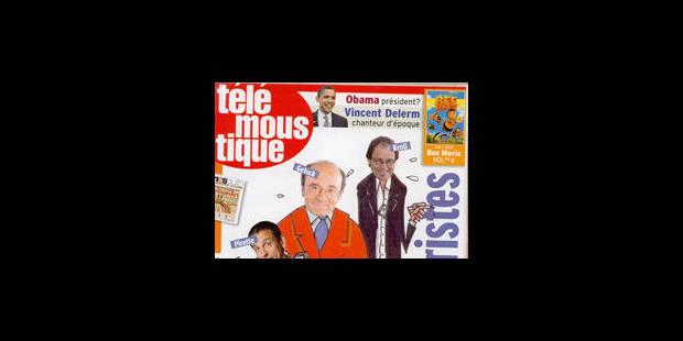 """""""Télémoustique"""" se change en """"Moustique"""" - La Libre"""